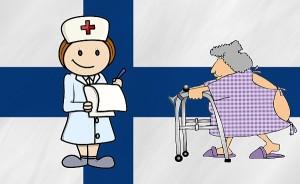 Finland Ouderenzorg
